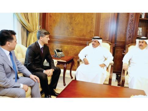 قطر تبحث فتح الأجواء مع طاجيكستان