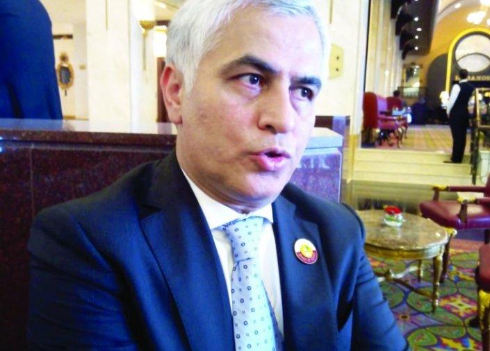 نائب وزير الخارجية ورئيس وفد طاجيكستان لـ الشرق: استثمارات ومشاريع واعدة تعزز العلاقات القطرية الطاجيكية