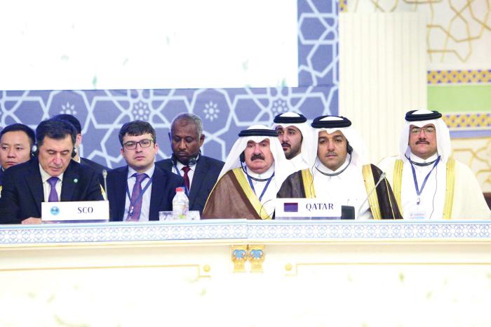 قطر في مقدمة الداعمين والمشاركين