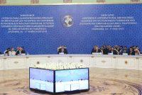 """كلمة فخامة الرئيس/ إمام علي رحمان رئيس جمهورية طاجيكستان في الجلسة الافتتاحية للمؤتمرالرفيع المستوى """"التعاون الدولي والإقليمي في مكافحة الإرهاب ومصادر تمويله ، بما في ذلك تهريب المخدرات والجريمة المنظمة"""""""