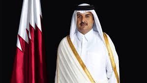 أمير دولة قطر يهنئ رئيس طاجيكستان