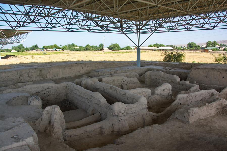Научная справка о  древнеземледельческом поселении  САРАЗМ  (середина IV – III тыс. до н.э.)